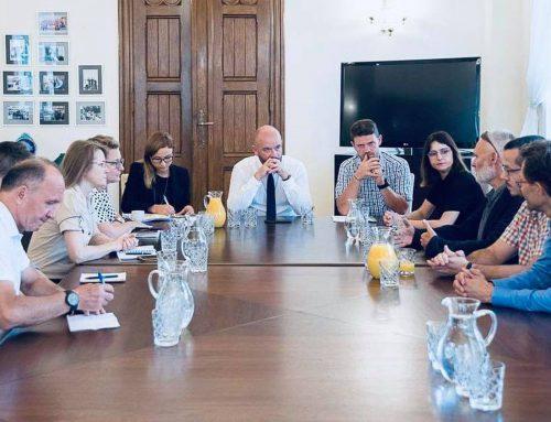 Kolejne spotkanie Rady ds. Polityki Rowerowej
