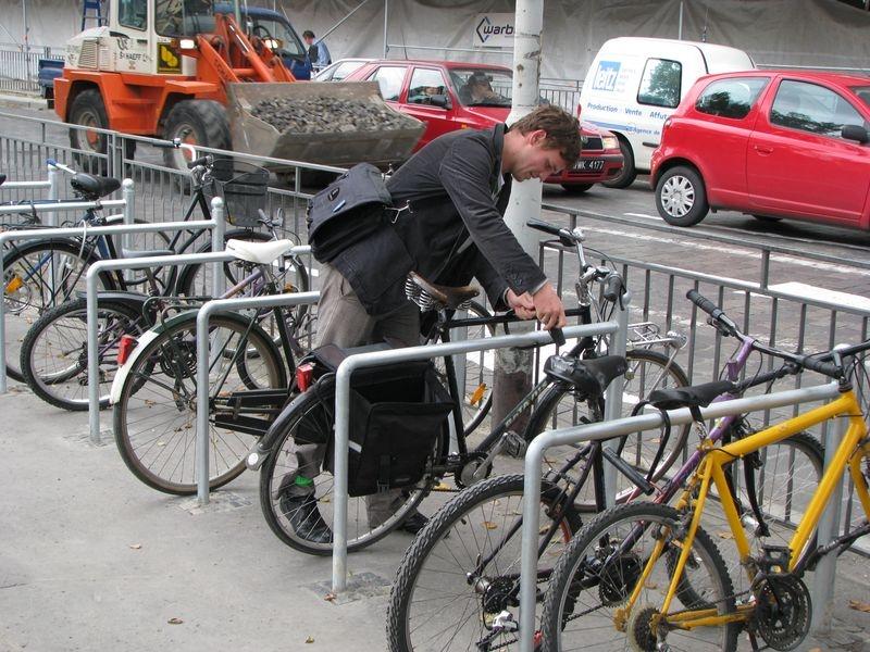 Powołanie oficera rowerowego